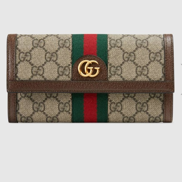 cd4b9324e2b3 Gucci Bags | Ophidia Gg Continental Wallet | Poshmark